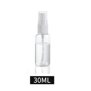 Empty Spritz Bottles 30Ml 50Ml 100Ml Clear Plastic Mist Spray Bottle Portable Refillable Achohol Sprayer Bottle Cheap 21500Vd vxdkD