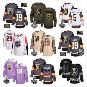 Personalizzato Vegas oro Cavalieri Jersey Fleury Pacioretty Pacioretty Reilly Smith maglie hockey Nate Schmidt Deryk Engelland USA Moda