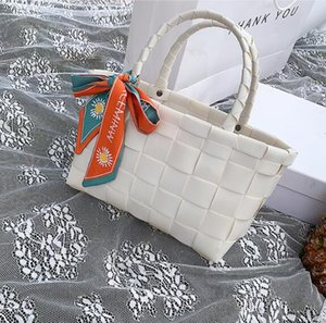 Designer Luxury Handbags Purses Wholesale Women Shipping Bags Large Capacity Mom Shoulders Bag with Silk Scarves