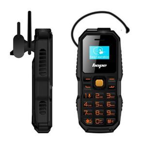 BM50 M60 BM60 Mini Dialer Handys drahtlose Bluetooth-Kopfhörer Dual-SIM-550mAh Akku lange Zeit Standby für Outdoor Sport Design