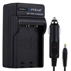PULUZ Appareil Photo Numérique Batterie Chargeur De Voiture Pour Fujifilm NP-W126 batterie