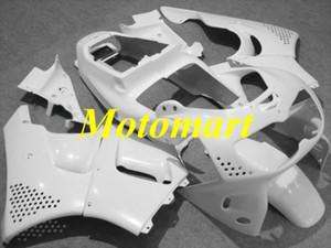Kit carenatura moto per HONDA CBR900RR 893 96 97 CBR 900RR 1996 1997 ABS Tutto bianco Set carenature + regali HB09