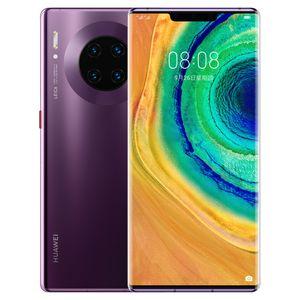 "Huawei original mate 30 8 GB de RAM 128 GB 256 GB ROM Kirin 990 Octa Core Android teléfono 40MP AI huellas dactilares ID Mobile Pro teléfono celular 4G LTE 6,53"""