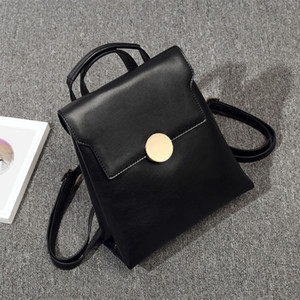 Pop2019 genuíno reserva de couro das mulheres ambos os ombros pacote coreano fã de todos os jogo pequena mochila um saco único ombro mensageiro