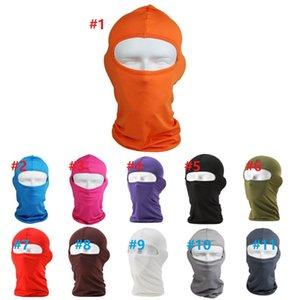 Soft equipment outdoor riding mask Lycra motorcycle windbreak dustproof CS Mask Party Masks