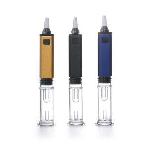 Greenlightvapes G9 GDIP Dipper Dab Wax vaporizador Pen 1000mAh bateria de cerâmica e quartzo Vapor Dica Atomizador Wax Vape Pen E-cigarro Kit