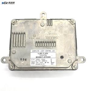 1X YCK Original 85967-47040 85967-47050 Used Headlight Light Computer LED Driver Module 8596747050 8596747040 L02 R02 L11 R11