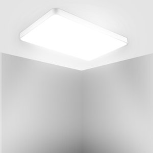 48W Ultra-thin Square LED Ceiling Down Light for Living rooms, kitchens, hotels, clubs, conference rooms Cool white