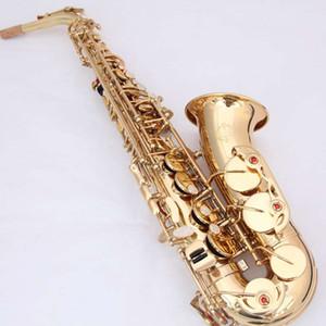 Di alta qualità sassofono Suzuki Alto Eb melodia sassofono contralto strumento musicale professionale Spedizione gratuita