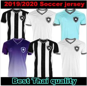 19 20 camisas de futebol Botafogo Rio de Janeiro 2019 2020 camisa de futebol Camisetas de fútbol Botafogo RJ Diego Souza Roberto Fernández Marcinho