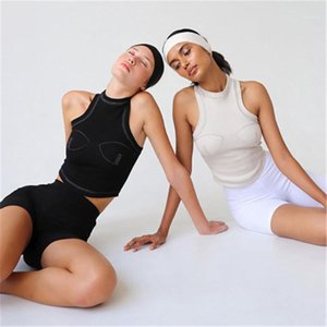 Knitted Slim Tank Top Female Summer Fashion Tops Black Apricot Sexy Crop Tops Shirts Sexy Sleeveless Women T-shirt Trendy Ribbed