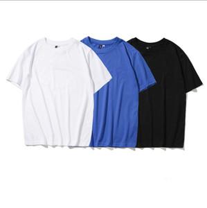 2019 новая вышивка футболка женская брендовая одежда мода фирменное письмо принт футболка 100% хлопок качество Slim Fit футболка