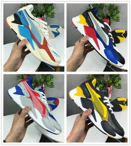 Puma rs Pumas Rs-x 2019 alta calidad RS-X RS juguetes de reinvención para hombre zapatillas de marca diseñador Hasbro Casual para mujer rs x zapatillas de deporte tamaño 36-45