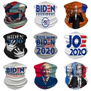2020 Klassische Brand Design Pure Color Brief Biden Male Wool Maske Biden Maske Winter-Schal Double Face Mask Biden warm. # 962
