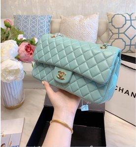 High Quality Fashion Women Handbags Famous Gold Chain Shoulder Bags Crossbody Bag Disco Shoulder Bag Purse Wallet 25cm