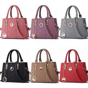 Kadınlar Deri Çanta Lüks Çanta Kadınlar Çanta Tasarımcısı Ve Çanta Bayan Omuz Çantası Sac Y19051702 # 372 için 2020 Crossbody Çanta