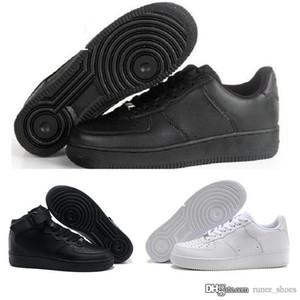 2019 nouvelles couleurs FORC1 07 classique qa low high cut hommes femmes forcer des baskets Forçant un patin chaussures taille 36-45