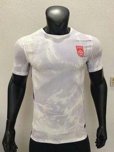 Yeni 2020 2021 Çin Oyuncu Sürümü Futbol Formaları Çin Ulusal Takımı 20 21 Futbol Oyuncu Gömlek