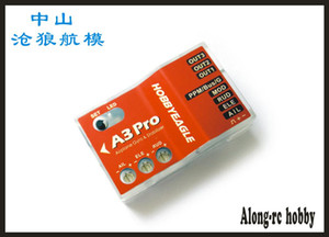 free shipping New A3 PRO 3-axis gyro Flight Controller Stabilizer System Gyro For Fixed Flying Wing Airplane 3D plane