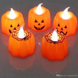 Love pumpkin lighting for birthday party wedding party celebrate ambient lighting candle tealight LED night lamp night lights