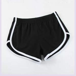 19 nuevos pantalones cortos para correr seguridad vaciado vaciados traje de baño traje de baño de las mujeres pantalones de algodón pantalones cortos de verano para correr la ropa