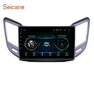 9 polegadas 2.5D carro Radio GPS tela HD Seicane Android 8.1 para Changan CS15 2016 2017 2018 2019 com suporte WiFi Carplay DVR OBDII dvd carro