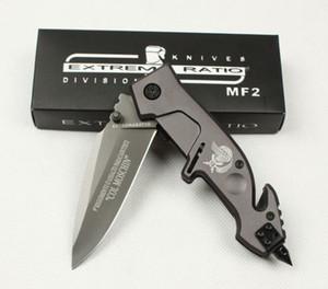 EXTREMA RATIO MF2 X02 aider couteau cadeau de couteau tactique poignée en acier rapide ouvert pour Adco de couteau de collection homme