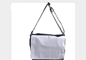 50pcs sublimation blank DIY bag -Large Print Shoulder bag messenger