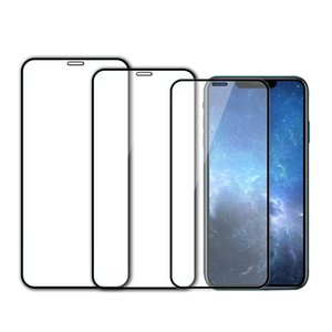 Tempered Glass For Iphone 6 6S Plus Phone Screen Protector 9h Protective Film For Iphone 7 8 Plus 11 Pro X Xs Max Xr Tempered Glass
