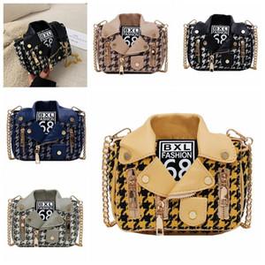 Designer Sacs à main de luxe porte-monnaie femme Veste col V Sacs à tricoter Mini Messenger Totes Sac à bandoulière Designer Sac à dos en cuir verni Tendance