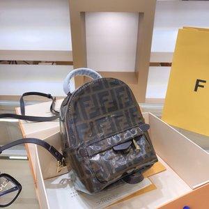 FF Luxury Designer Backpack Women Brand Handbags Girl Waistbag Shoulder Bags Casual Cross Body Designer Purse Wallet 2070102L