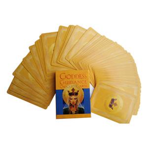 44 بطاقة سطح السفينة آلهة الإرشاد بطاقات أوراكل وأسطوري مصير التكهن لمجلس الألعاب