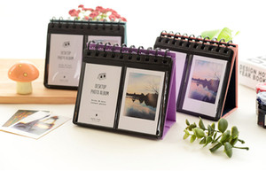 Desk Calendar Polaroid Photo Case Fujifilm Mini Stereo Business Card Holder ok