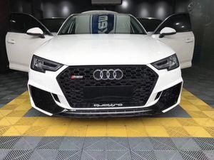 17 Audi RS4 Avant Audi A4L encerclement grille de pare-chocs avant lampe de brouillard un ensemble