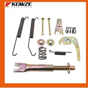 One Set Rear Right Brake Shoe Slack Adjuster And Lever For PAJERO MONTERO II 2nd L200 TRITON STRADA MR205287 MR205289