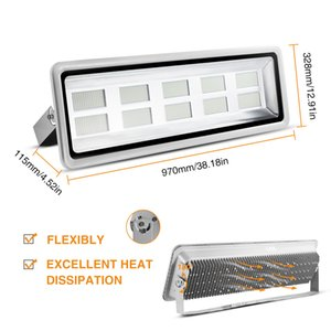 50W LED Projector SMD Lâmpada ao ar livre Cool White 110-120V IP65 Led Lamp alta Bay Luz Praça Lighting