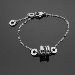 nuovo braccialetto di marca B oro 18 carati 2019 moda di lusso scava fuori le donne amore fascino gioielli braccialetto all'ingrosso