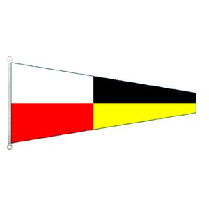 Boote und Schiffe Flagge, Maritime Flagge, See Civil Printing 100% Polyester