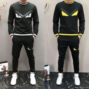 Высокое качество Мужские толстовки спортивный костюм бренд дизайн одежды Мужские спортивные костюмы куртки спортивная одежда модный l дизайнер роскошные Мужские спортивные костюмы