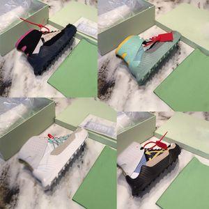 Designer de sapatos de borracha leve únicos 3D WF odsy-1000 sneakers sapatos casuais mulheres sapatos Homens tênis de cano alto de moda de luxo designer