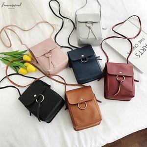 New High Quality Satchel Womens Fashion Flip Pure Colour Cover Shoulder Bag Purse Flap Bag Drop Shipping Bolsos Mujer