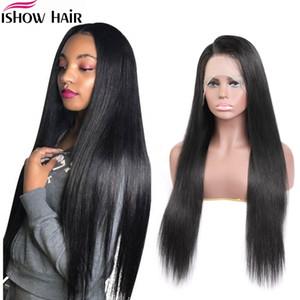 360 frontal transparente de encaje peluca de pelo Pre-desplumados suelta del cuerpo humano pelucas rizadas agua directamente 10A Remy pelo humano indio del frente del cordón pelucas
