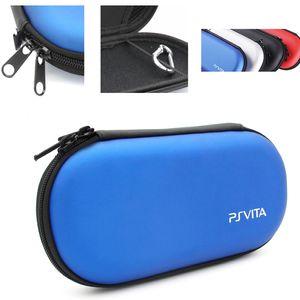EVA 충격 방지 하드 케이스 가방 소니 PSV 1000 게임 패드 케이스를 들어 PSVITA 2000 슬림 콘솔 PS 비타 캐리 가방