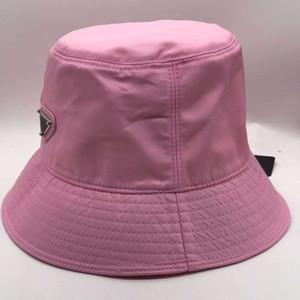 Moda Bucket Hat Bonés de beisebol Boné de beisebol Beanie para Womens Casquette Man 4 Estações da mulher do homem Chapéus de alta qualidade