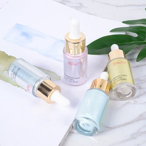 Beauty Highlighter Evidenziatore Highlighter Cream Concealer Shimmer Face Glow Illuminante ultra-concentrato Bronzing New Hot