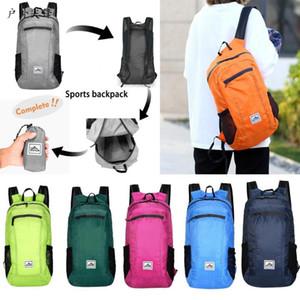 HU TİÖ JIAN FENG hafif çanta spor katlama katlanabilir su geçirmez sırt çantası açık seyahat Yürüyüş mochila kamp yürüyüşü A66