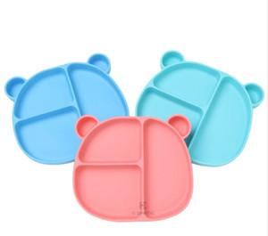 Baby Meal silicone piastre pad per bambini pasto piastre bambini frutta pad pasto pasti silicone piastre siliconi pad