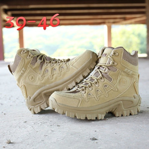 Army Men Commando Combat Desert Открытый Туризм Boots Landing Tactical Military обувь