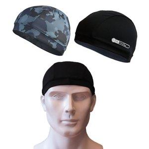 Motorcycle Helmet Inner Cap Coolmax Hat Quick Dry Breathable Hat Helmet Inner Liner Beanie Cap Motocross Accessories