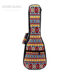 21 / 23 / 26inch Ukulele 가방 케이스 Padded Cotton Folk 휴대용베이스 기타 기가 가방 배낭 우쿨렐레 케이스 박스 백 더블 스트랩 G